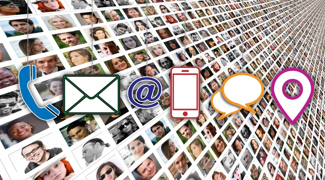 sosyal ağ, Sosyal medya